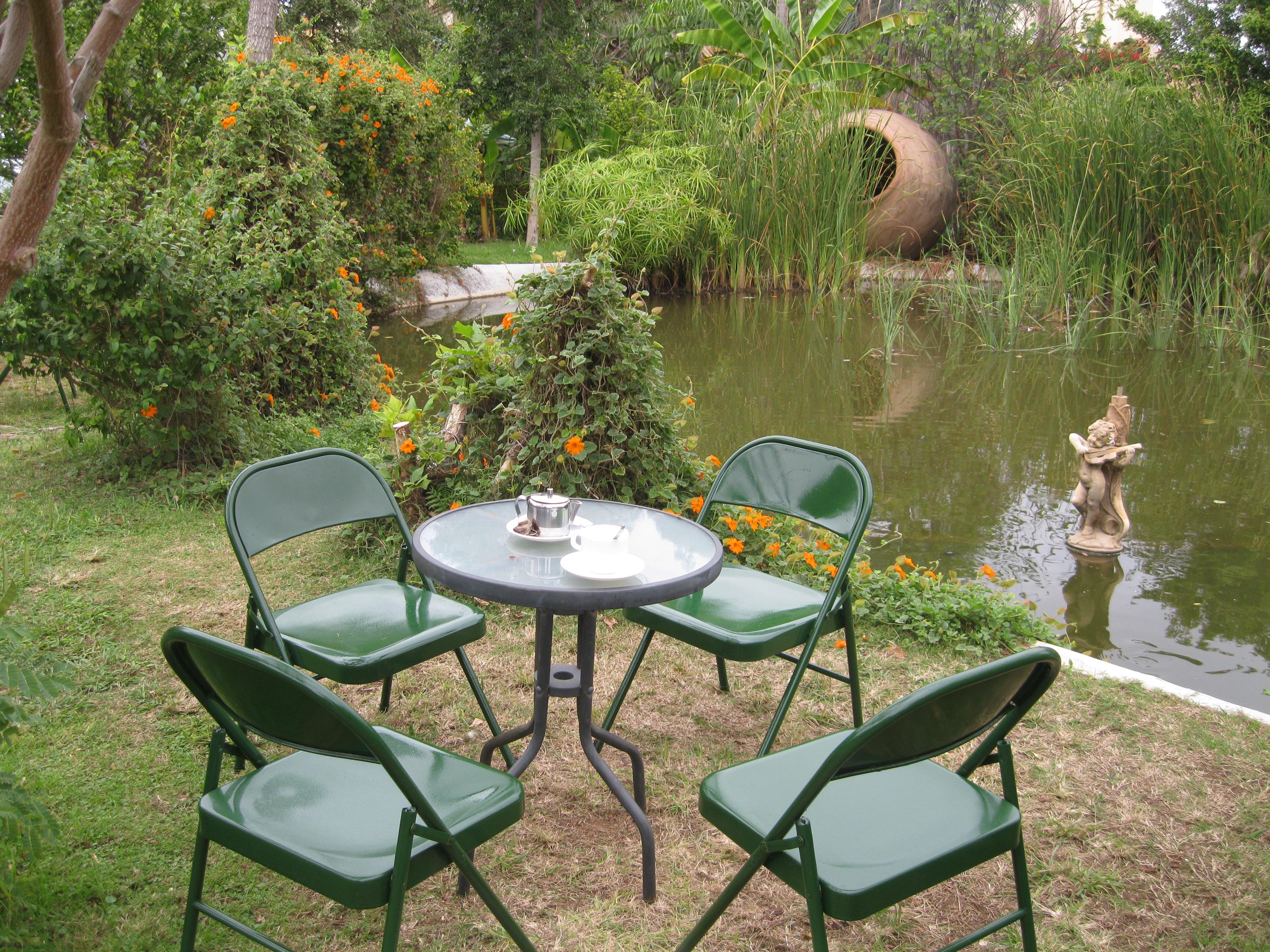 Jardín Risco Bello