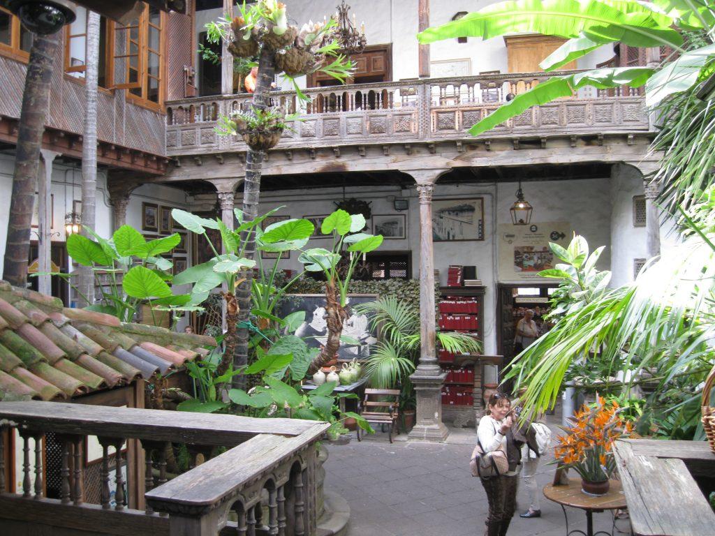patio Casa des Balcones