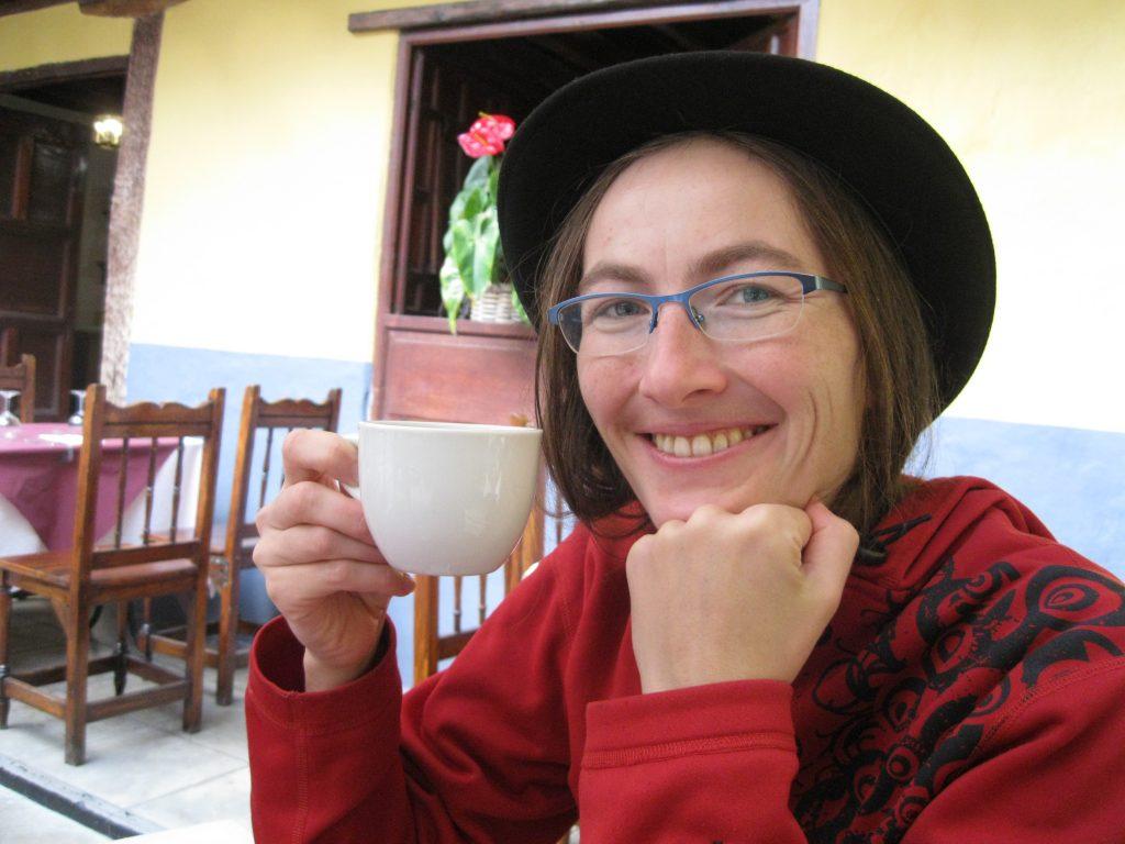 Posezení v restauraci Sabor Canario